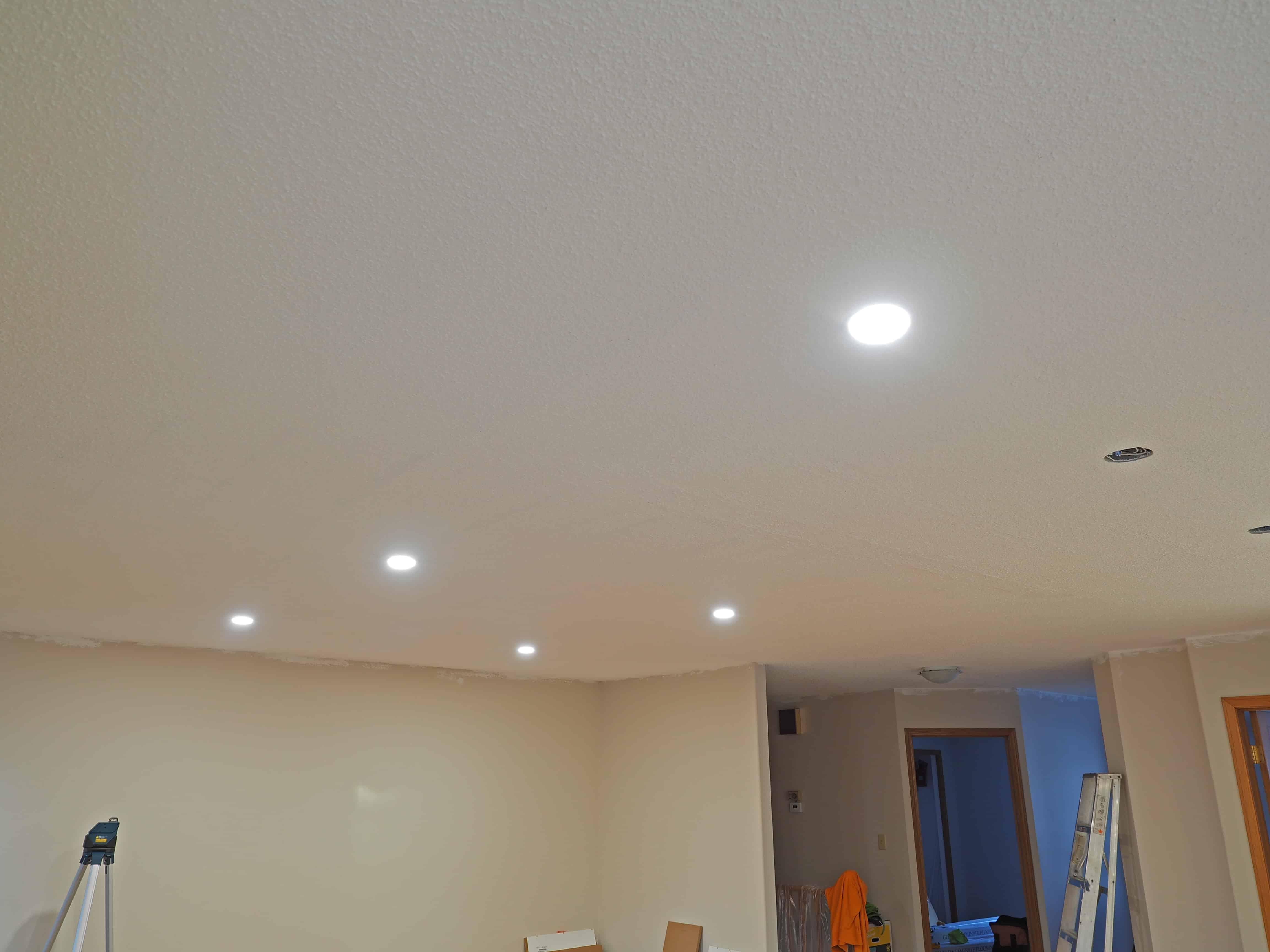 DIY textured ceiling repair – THE HOMESTUD